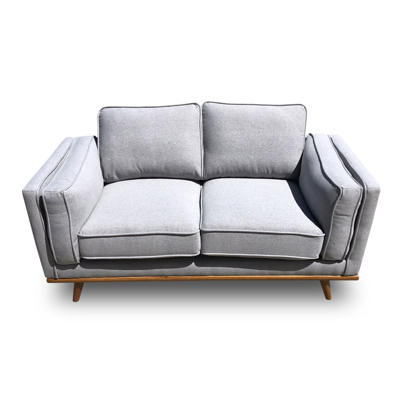 DAHLIA FABRIC TWO SEATER SOFA