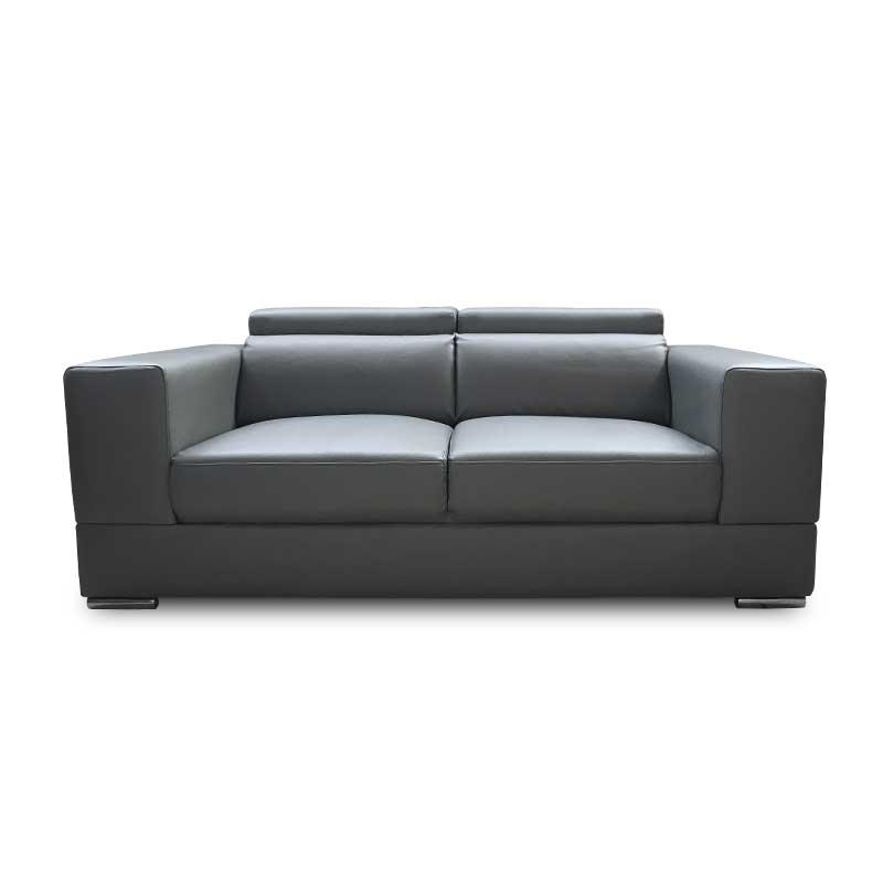Sofas Miami Leather Three Seater Sofa