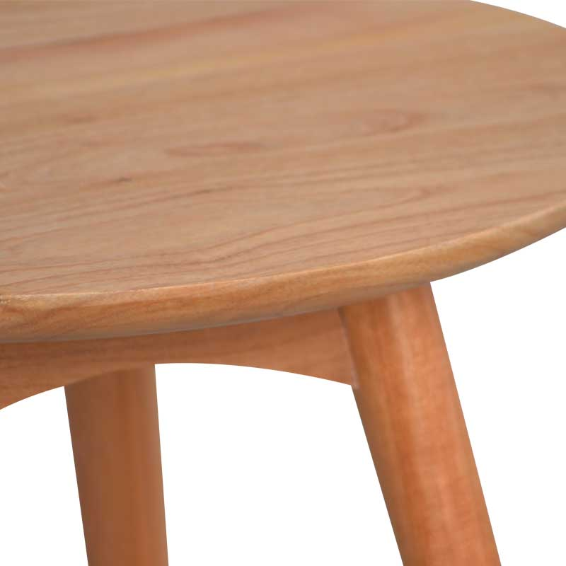 NORWAY ROUND COFFEE TABLE - SMALL