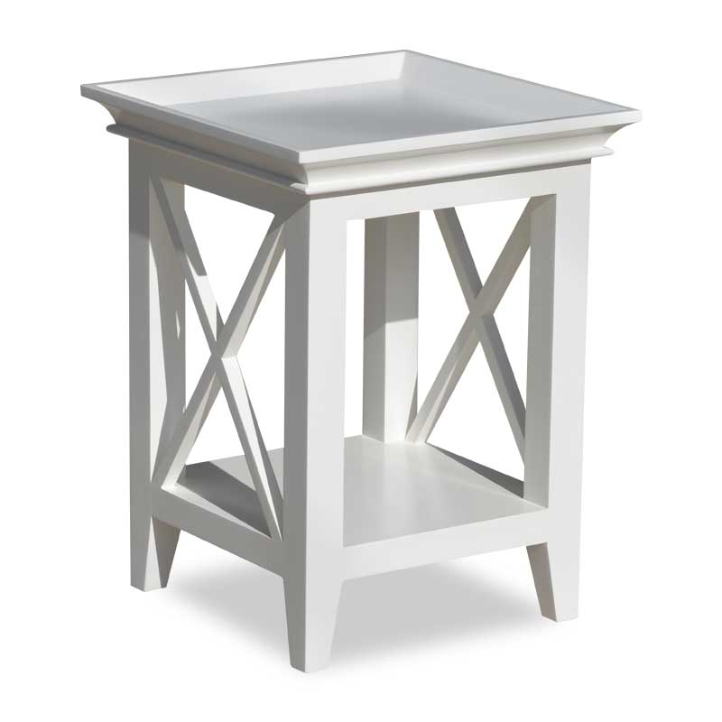 SMITTER'S FREJAC SIDE TABLE DOWNSHELF