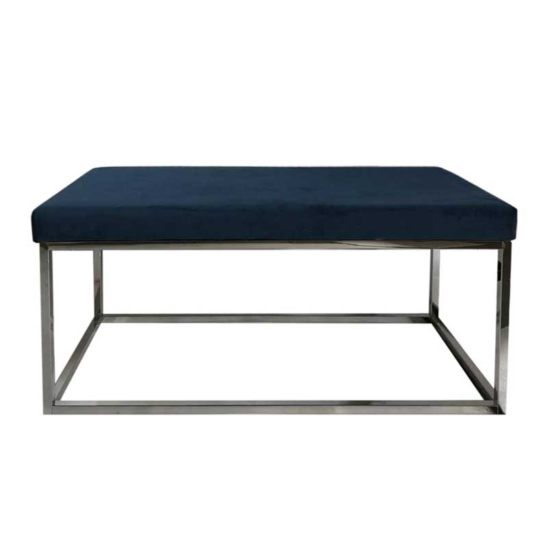 NATASHA BENCH - NAVY BLUE