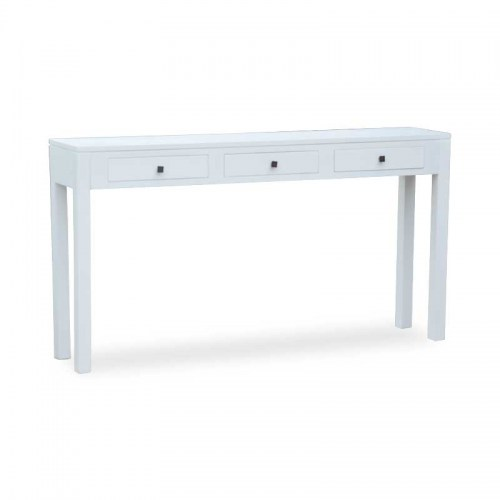 150CM LALA WHITE CONSOLE Furniture Perth WA