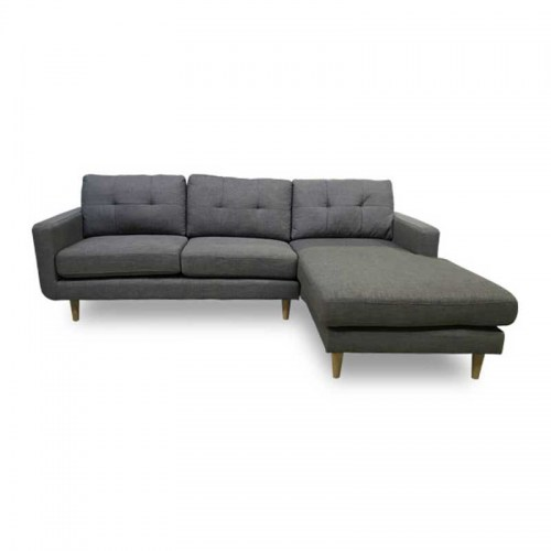 ANDERSON FABRIC THREE SEATER MODULAR