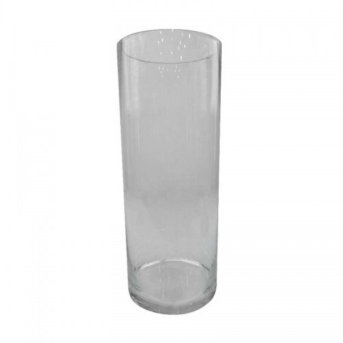 CLEAR GLASS FLOWER VASE - SMALL Homewares Stores Perth WA