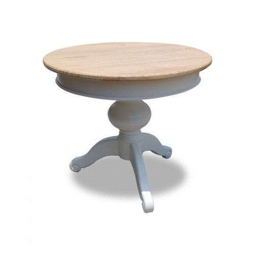 HAMPTON ROUND TABLE 80CM