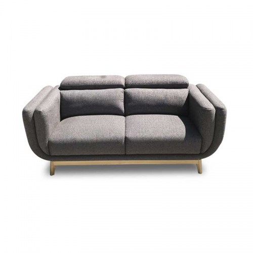 STELLA FABRIC TWO SEATER SOFA