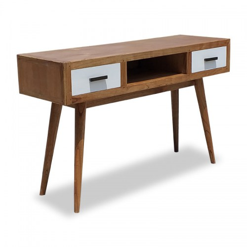 furniture Stores Perth WA BYRON BAY CONSOLE 2 DRAWERS
