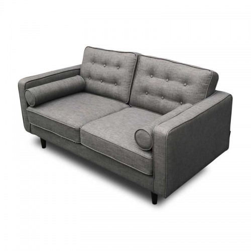 Sofas : COPENHAGEN FABRIC TWO SEATER