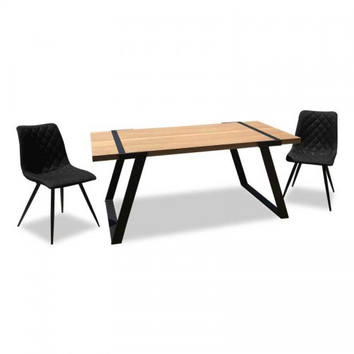 tables   lewis rectangle dining table