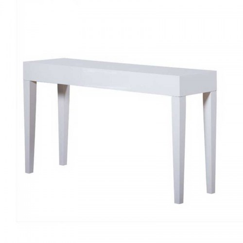 WHITE HIGHGLOSS CONSOLE 100CM Furniture Perth WA