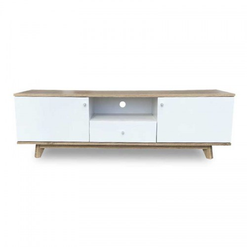 JAZZ WHITE TV UNIT