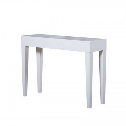 WHITE HIGHGLOSS CONSOLE 80CM Furniture Perth WA